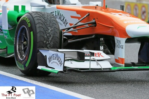 Force-India-Front Wing-Close-Up