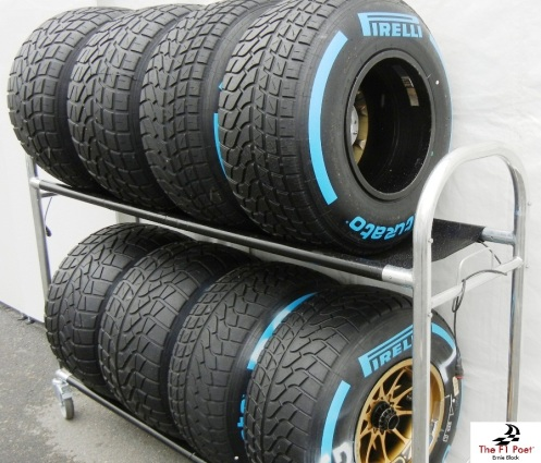 Pirelli Full Wet Cinturato ready for action